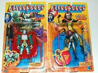 Ultra Force Action Figure Lot (3)  FREE S/H Galoob  Malibu  Atalon, Prototype..