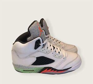 Nike Air Jordan 5 Retro Pro Stars Poison Size 10 136027-115