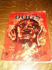 Vintage How to Draw Dogs by Walter T. Foster #10