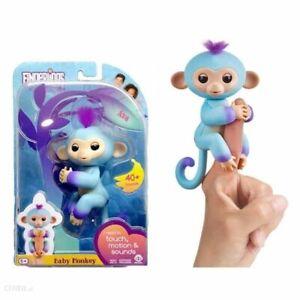 Fingerling Two Tone Monkey baby Ava