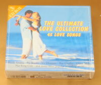 THE ULTIMATE LOVE COLLECTION - 45 LOVE SONGS - 3CD BOX - OTTIMO CD [AG-154]