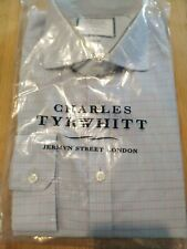 Charles tyrwhitt size l6 Super Slim Fit long sleeve Shirt ref cl3