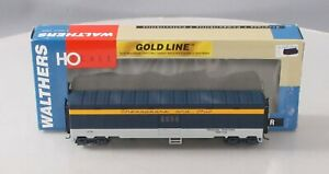 Walthers 932-4167 HO Chesapeake & Ohio Troop Sleeper Conversion Express Car #375