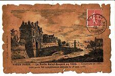 CPA - Carte Postale-FRANCE - Vieux Paris -La Porte St Honoré   vers 1685- 1906