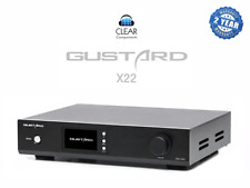 GUSTARD X22 BL* ES9038-PRO DSD DAC DIGITAL ANALOG CONV. USB DA WANDLER HIGHEND