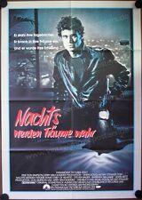 Nachts werden Träume wahr Filmposter A1 Thief of Hearts Steven Bauer, Williams