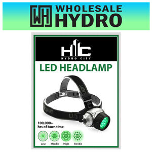 Green Head Light