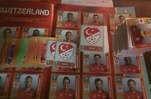 Panini Euro 2020 Tournament Edition Stickers Pick 5,10 or 20 from the listing