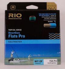 Rio Flats Pro DirectCore WF10F Fly Line Aqua Orange Sand Free Fast Ship 6-20668