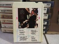 TOM JONES Fever Zone (8-Track Tape)