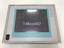 """Siemens Simatic Touch Panel PC 12"""" TFT GWE-570043900500"""