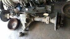 FORD COURIER 2006 PH XLT PETROL V6 AUTO RWD 2WD REAR DIFF ASSEMBLY