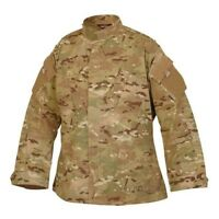 Tru-Spec Tactical Uniform Shirt Multicam Camouflage Hunting Outdoor Sz Small NEW