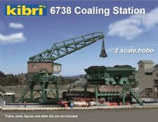 Kibri Z Scale 36738 / 6738 Z Scale Gravel Coaling Tipple Crane KIT *NEW* *in USA