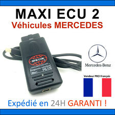 Valise de Diagnostic et Programmation MERCEDES BENZ - STAR C3 C4 OBD2 Diag