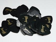 72x Gibson APRGG-73T 1/2 Thin 351 Standard Style Black Guitar Picks Pleks