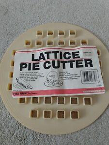 Pastry lattice Cutter