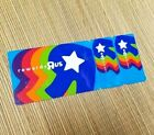 Rare 2013 No Value Old Stock Toys R Us Gift Card With Key Tags Babies R Us Vtg  For Sale