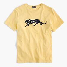 Ebbets Field Flannels J. Crew Osaka Tigers Mens Baseball Shirt Made in USA NEW L