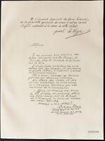 1926 - Litografía citación General Hadjitch, Terzitch