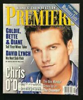 PREMIERE Magazine - Sep 1996 - CHRIS O'DONNELL / David Lynch / Madonna Evita