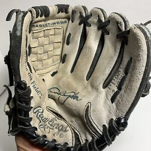 "Rawlings Derek Jeter PP95P3 Baseball Glove, 9 1/2"" Youths (Right Handed Thrower)"