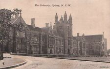 Postcard The University Sydney N.S.W. Australia