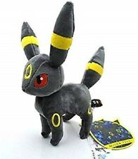 """Eevee Evolution Umbreon Anime Animals 8"""" inches Plush Stuffed Doll New with Tags"""