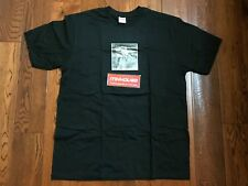 e98a1e14 Supreme Chair Tee T-shirt Top Black Spring Summer 2018 Ss18 Size L