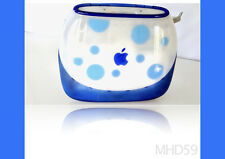 "Apple iBook Clamshell G3 ""POLKA DOT Translucent"" 366 FireWire OS9+Tiger +  Gifts"