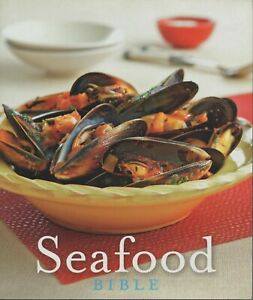 Margaret Barca - SEAFOOD BIBLE COOKBOOK - NEW CONDITION - FREE TRACKED POST
