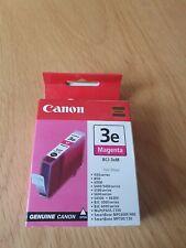 CANON BCI-3EM GENUINE MAGENTA 3EM INK CARTRIDGE IP3000 4000 I850 I550 5000 MP780