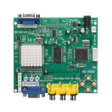 Arcade Game RGB CGA EGA YUV to VGA HD Video Converter Board