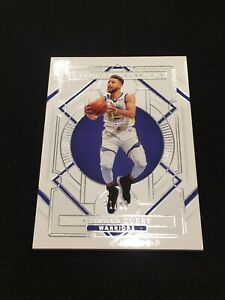 2020-21 National Treasures /99 Stephen Curry, SP