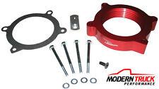 Airaid Poweraid Throttle Body Spacer 07-13 Silverado 1500 Sierra 1500 200-617