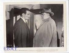 Touch Of Evil Orson Welles Charlton Heston Vintage Photo
