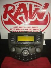 Audio Equipment Radio AM-FM-6 CD 6 Disc 120 Watt Fits 03-07 ACCORD 14525