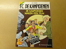 STRIP / F.C. DE KAMPIOENEN 13: DE KAMPIOENEN MAKEN EEN FILM | Herdruk 2003