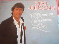 Udo Jürgens-Willkommen in meinem Leben (AMIGA-LP)