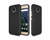 Shockproof Hybrid TPU+PC Rugged Bumper Case Slim Cover For Various Mobile Phones