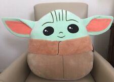 NWT Squishmallow Star Wars Mandalorian The Child Baby YODA - 20 Inch