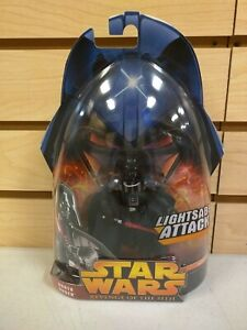 Star Wars Revenge of the Sith Darth Vader Action Figure 11 - NEW!