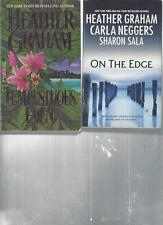 HEATHER GRAHAM - TEMPESTUOUS EDEN - A LOT OF 2 BOOKS