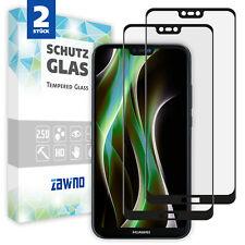 2x 11D Schutzglas für Huawei P20 | Lite | Pro Panzerfolie Full Screen Display 9H