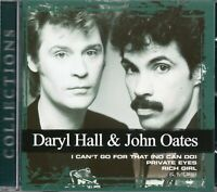 Daryl Hall & John Oates - Collections (2006 CD) New