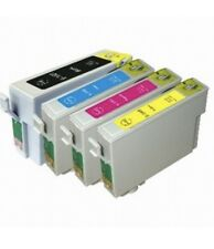 TWO Sets Of T140,140 ink cartridges for Epson NX635 WF3520 WF525 High Capacity