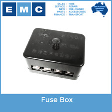 Fuse Box for Low Speed Electric Vehicles