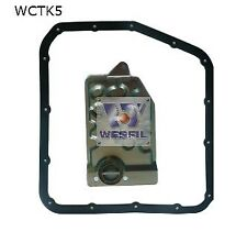 WESFIL Transmission Filter FOR Holden APOLLO 1989-1991 A140 WCTK5