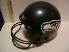 NFL SEATTLE SEAHAWKS CHILD'S FOOTBALL HELMET (NOT FOR GAME USE) + BONUS