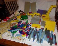 Rokenbok Building Huge Lot 256 Pcs Forklift Toy Construction Rc Remote Control